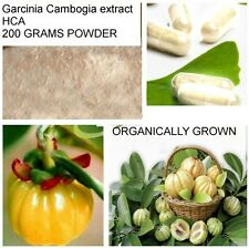 PURE Garcinia Cambogia extract 60,000mg 600G BULK ORGANIC RAW weight loss Qualit