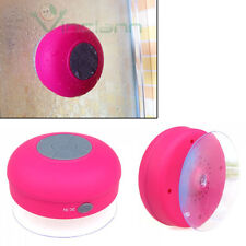 Speaker Bluetooth Vivavoce impermeabile Rosa per NGM Forward Zero