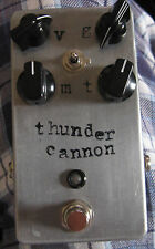RARE and Discontinued Greyscale Devices Thunder Cannon Fuzz for Bass or Guitar
