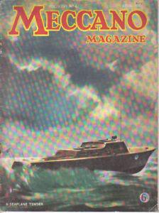 Meccano Magazine 4/41 Hornby GNR Atlantics Fairey