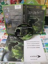 Xbox:Dark Project - Deadly Shadows [TOP & 1ERE EDITION] COMPLET - Fr