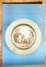LA PORCELAINE DE BRUXELLES 1767-1953  Centre d'Art de Rouge-Cloïtre 1984