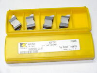 9 new KENNAMETAL NG4125LK KC5025 Top Notch Carbide Inserts USA