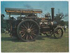 Transport; 1927 Fowler Road Locomotive 17105 'Atlas' PPC, by LTEC, No 7, Unused