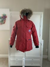Canada Goose Expedition Parka Womens Small Red 4565L $995