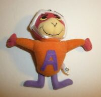 Atom Ant Hanna Barbera Themed Stuffed Animal Plush Dairy Queen 2000
