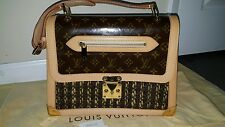 AUTHENTIC LOUIS VUITTON LIMITED EDITION TWEEDY  EXCELLENT WITH TAGS
