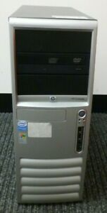 HP dc7600, Pentium D 915 2.8 GHz (or better), 2GB RAM, 80GB HDD or more, Linux