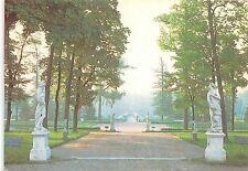 B83913 town of pushkin the catherine park the main avenue of the old gard russia