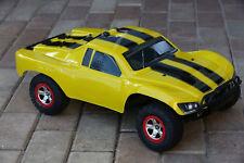 Custom Body  Yellow Bumblebee for Traxxas Camaro 1/10 Slash Slayer Shell Cover