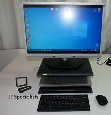HP Monitor Stand with Docking Station and 120W Charger, Elitebook, ProBook