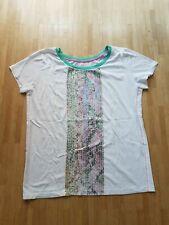 Damen T-shirt 40 Marc Cain Weiß