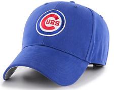 NWT Chicago Cubs Blue Adjustable Cap Hat Team Logo Circle MLB Fan Favorite OSFA
