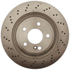 Disc Brake Rotor-Non-Coated Rear ACDelco Advantage 18A82119A