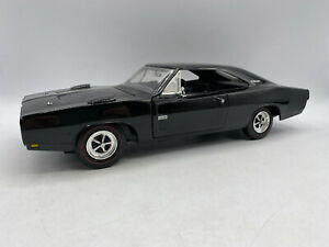 Ertl 1969 Dodge Charger Parts Only Body Chassis Tires Engine Etc 1/18 Diecast