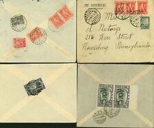 Greece - Cover from Athens (x4).(6G-23648) Mv-1600