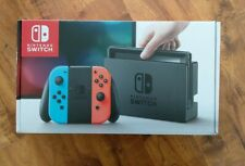 Nintendo Switch  Konsole super Zustand OVP rot blau+ 3 Spiele(Zelda,Mario Odysse