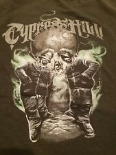 Vintage 90s T Shirt Xl Cypress Hill Single Stitch Double Sided Rap Tee Homies