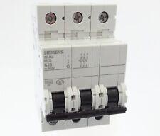 Siemens 5sj43 c25 disyuntor 5sj4325-7cc20 tubería disyuntor 25a 3p
