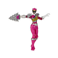 Power Rangers Dino Super Charge 12.5cm Action Figure -Armed Up Pink Ranger 43239
