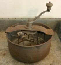 Antique The Universal Cake Dough Mixer, Landers, Frary & Clark, Ca.1896, Works