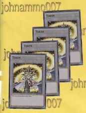 Yu-Gi-Oh! Yu-Gi-Oh Day Yugi Yami Token X4 TKN4-EN029 NM/Mint Super Rare
