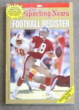 THE SPORTING NEWS TSN NFL FOOTBALL REGISTER - 1994 - STEVE YOUNG