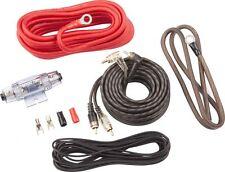 Ground Zero GZPK10XLC 10qmm Kabelset Endstufe Kabelsatz Stromkabel Cinchabel