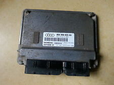 Audi A3 COMPUTER ENGINE CONTROL ECU ECM MODULE UNIT 06A906033AA  5WP4008804