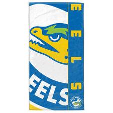 Parramatta Eels NRL Beach Bath Gym Towel Fathers Day Christmas Gift