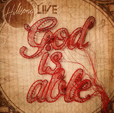 Hillsong - Live - God Is Able CD 2011 Sparrow * NEW * STILL SEALED*