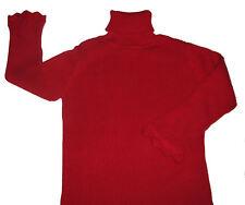Girls Red Holiday Sweater Nice Christmas Program Sweater Size 5-6