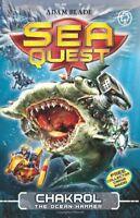 Chakrol the Ocean Hammer: Book 12 (Sea Quest),Adam Blade
