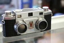 Wollensak Stereo 10 (Revere 33) 3D Film Camera