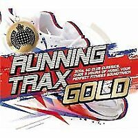 Running Trax Gold : Various Artists NEW CD Album (MOSCD275)