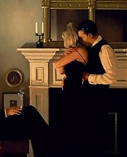 Jack Vettriano - Beautiful Losers II (Detail) premium open edition print (60x80)