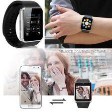 Bluetooth Smartwatch GT08 Armbanduhr Sport SIM Kamera Für Android IOS Smartphone