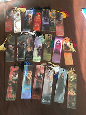 Lord of the Rings 20 Bookmark Set RARE