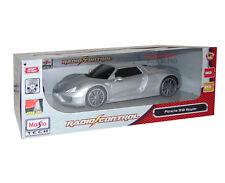 MAISTO TECH RC Porsche 918 Spyder voiture de course télécommandé auto sport 1:14