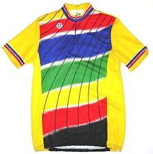 Vintage Au Tour De France Cycling Jersey Size 6  21 inch Chest 53 cm Perfect