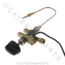Burco de luxe Robinet de gaz marche arrêt valve à contrôle avec pommeau &