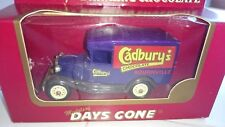 Days Gone Ford Model A Cadbury Drinking Chocolate Bournville  RARE Boxed