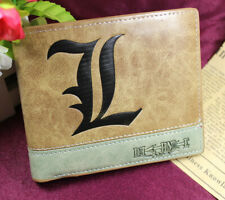 Anime Wallet Men Gift Fairy Tail PU Leather Short Wallet Card Holder Japanese
