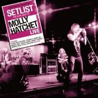 MOLLY HATCHET - SETLIST: THE VERY BEST OF MOLLY HATCHET LIVE CD ROCK & POP NEU