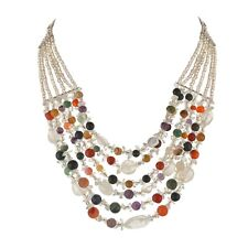 53f067aaa2a8 Choker Beaded Fashion Necklaces   Pendants for sale