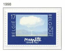 [153913] TB||**/Mnh || - N° 2746, René Magritte, 'La corde sensible', art, table