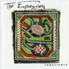 The Expression Conscience CD 80's Alternative New Wave
