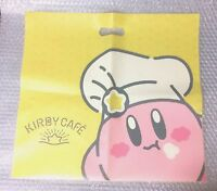 KIRBY CAFE Official Shopper Bag JAPAN import Japanese Nintendo Shop