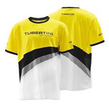 Tubertini T-Shirt Neo Yellow Official in puro cotone pesca FEU