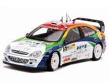 2007 CITROEN XSARA WRC OMV Kronos Citroen 1/18 #5 SUN STAR 4429 LED 3.000 PCS